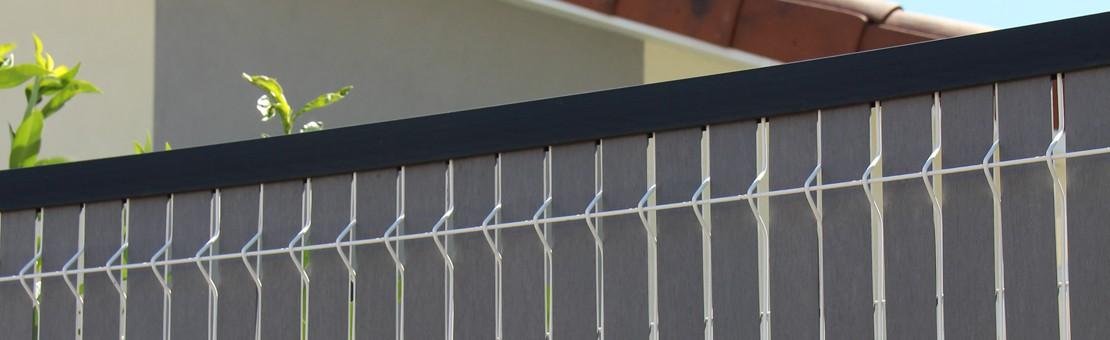 Occultationcomposite.com, spécialiste de l'occultation composite pour clôtures rigides